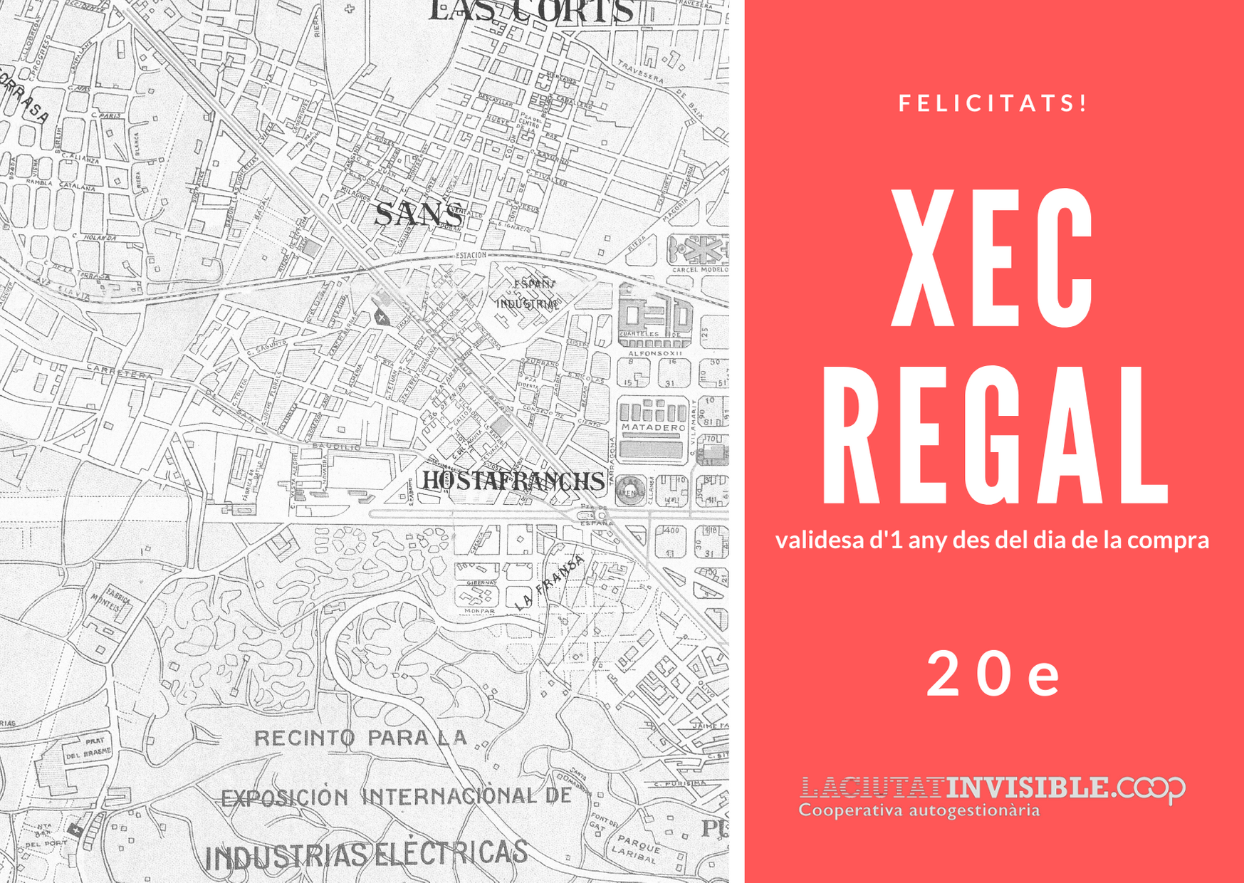 Xec regal 20e