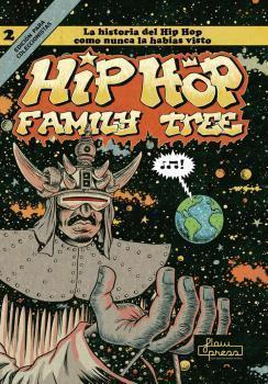 HipHop family tree 2 | Cooperativa autogestionària