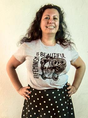 Feminism is beautiful | Alhama Molina